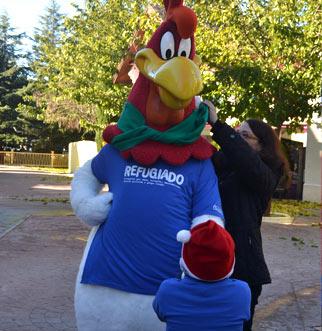 El gallo Claudio
