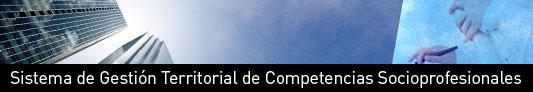 Sistema de Gestión Territorial de Competencias Socio-Profesionales