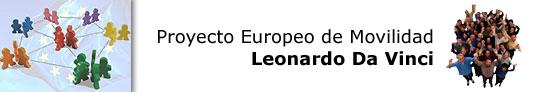 Proyecto Europeo de Movilidad Leonardo Da Vinci