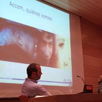 Zaragoza: Accem participa en un curso dirigido a empleados públicos