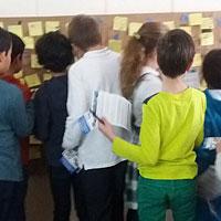 A Coruña: acercando la realidad de los refugiados al alumnado de primaria