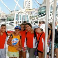 Málaga: más de 170 chicos y chicas en las colonias urbanas