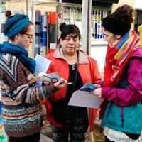 Sevilla: presentación del Sevicio de Asistencia a Víctimas de Discriminación