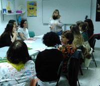 Oviedo: recibimos la visita del programa Erasmus Plus