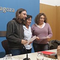 Zaragoza: el Ayuntamiento cede a Accem cuatro viviendas en alquiler