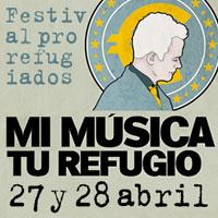 Nueva edición de #MiMúsicaTuRefugio los días 27 y 28 de abril