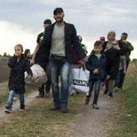 ¿Dónde están los refugiados?