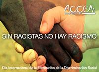 21M - Día Internacional de la Eliminación de la Discriminación Racial