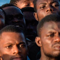Nuevo corredor humanitario a Francia para refugiados