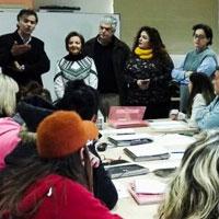 Accem forma en Murcia a profesionales de la atención a la violencia de género